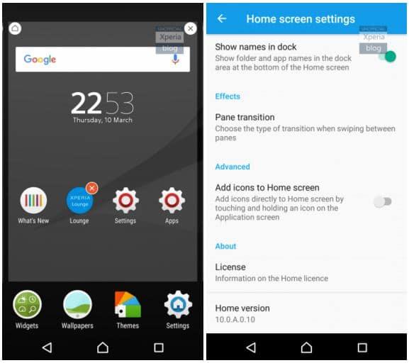 Sony Xperia Z3 Android Marshmallow