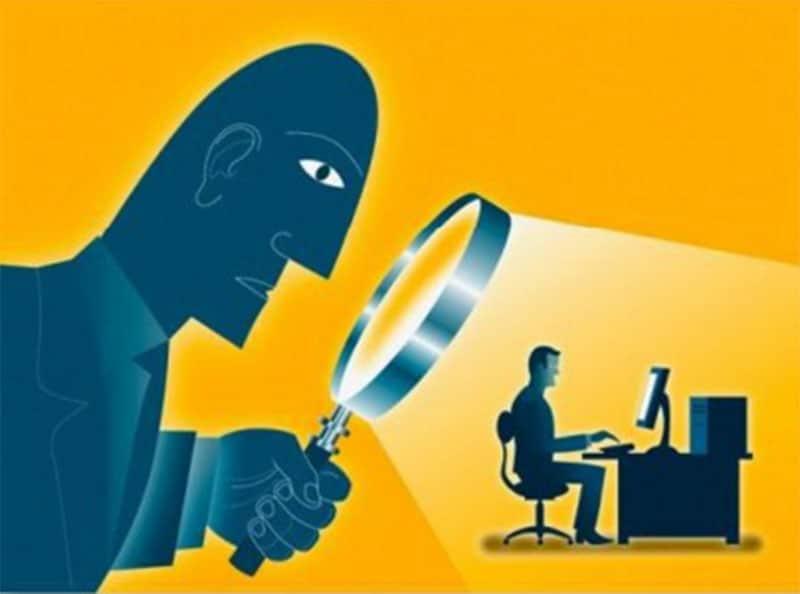 surveillance emails justice