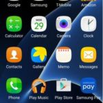 Touchwiz applications