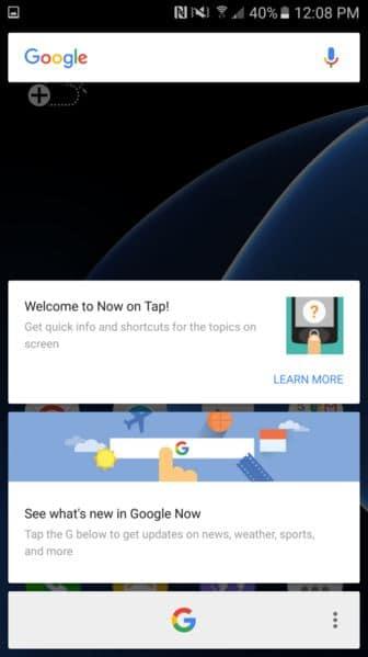 Touchwiz now on tap