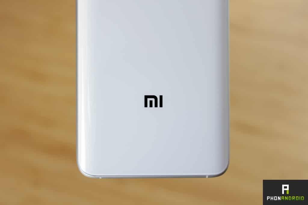 xiaomi mi5 logo