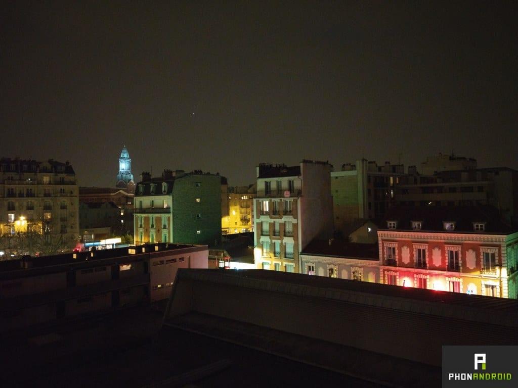 xiaomi mi5 photo photographie nuit