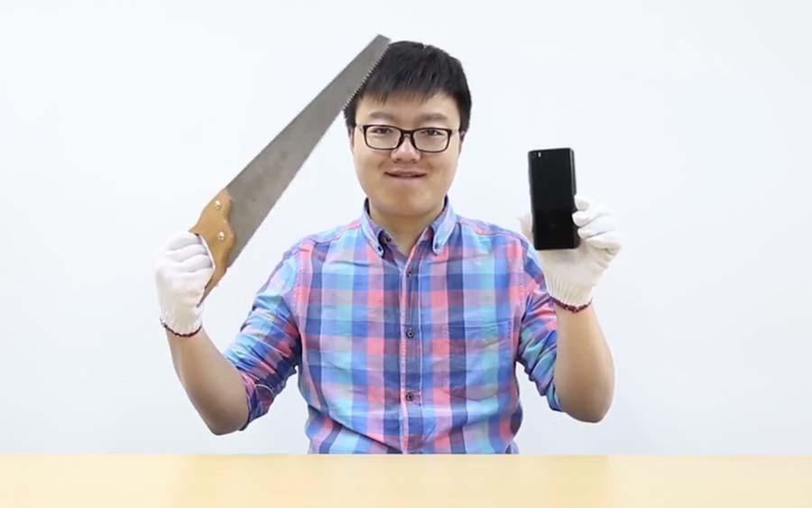 Xiaomi Mi5 résistance