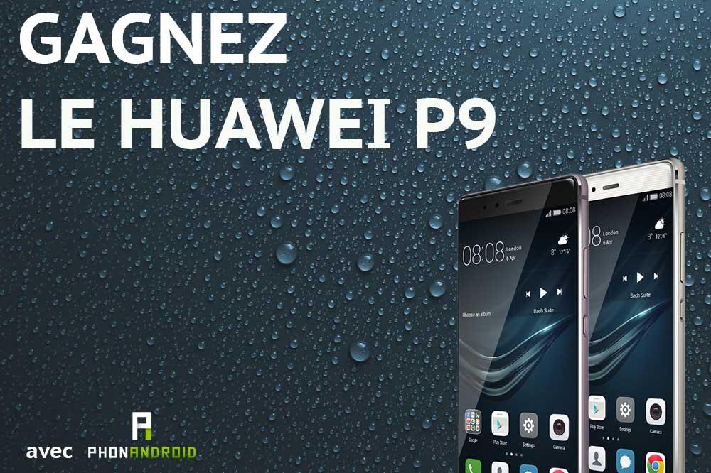 concours huawei p9