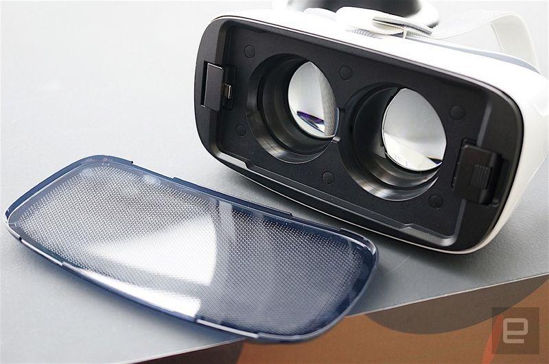 huawei VR casque