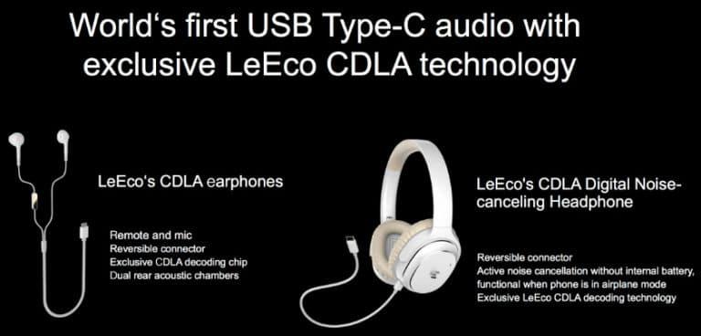 LeEco USB Type C