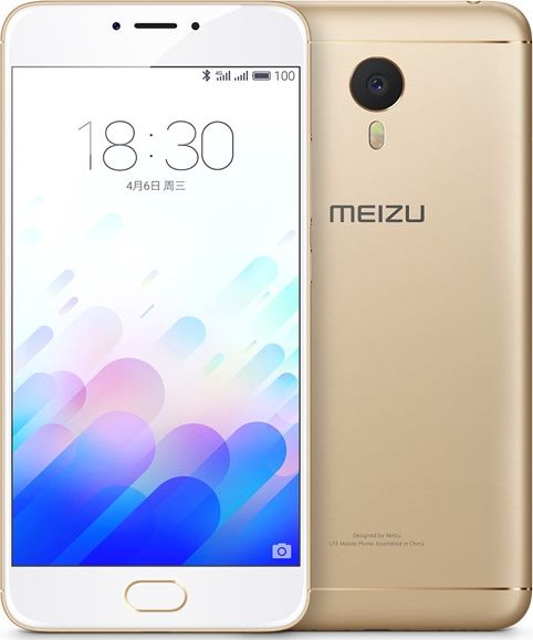 meizu m3 note design