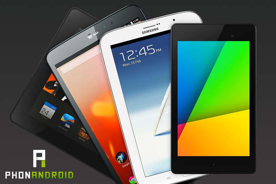 Acheter une tablette Android en 2016