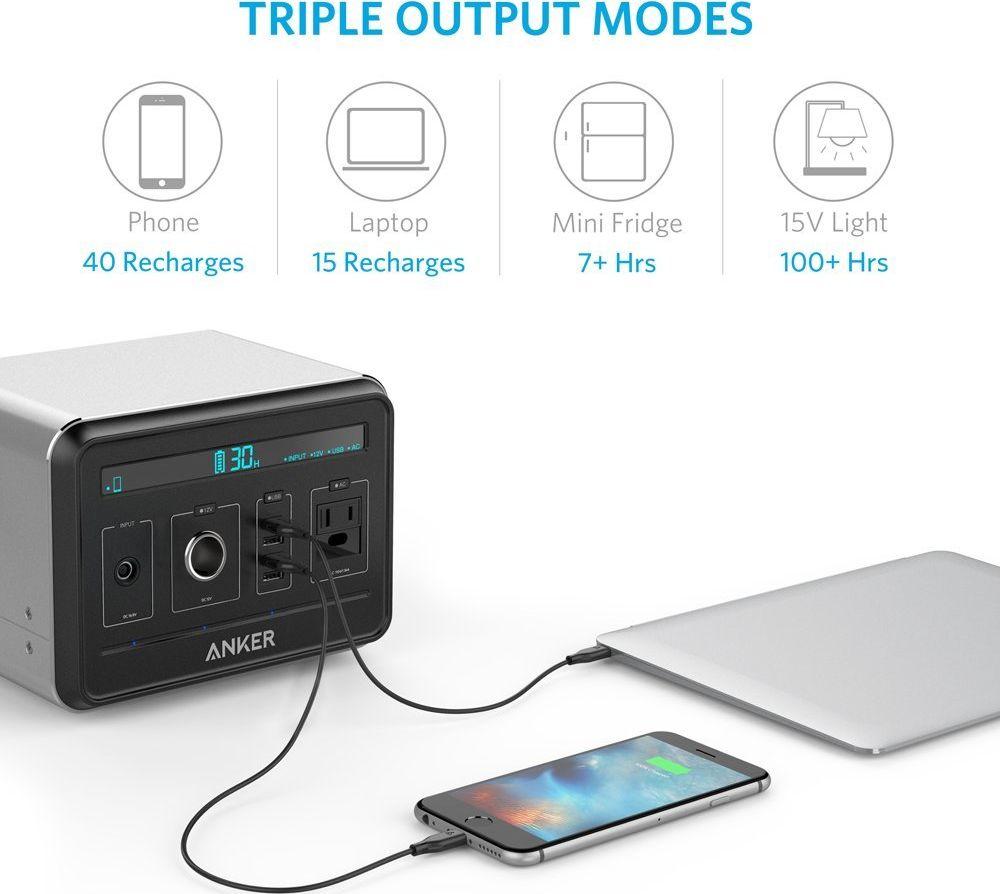 anker batterie externe