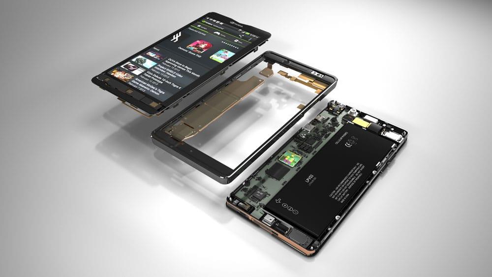 composant accessoire smartphone