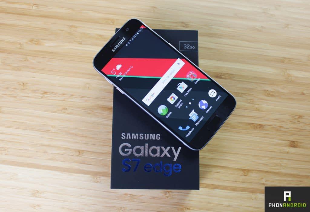 galaxy S7 meilleur smartphone