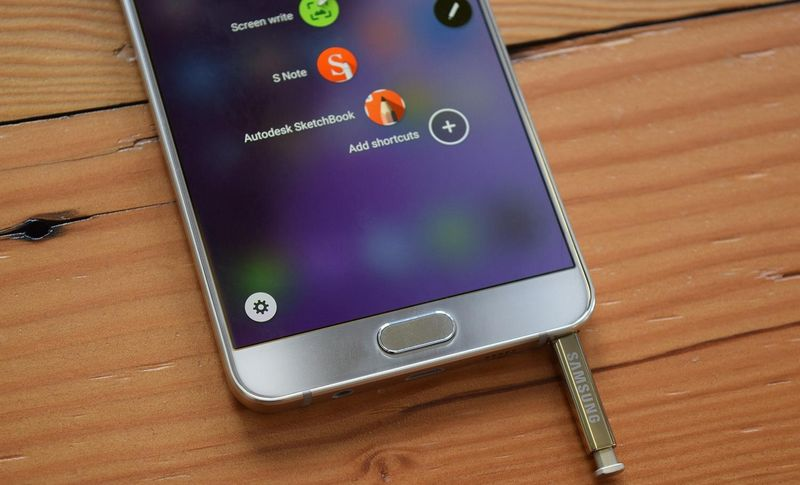 galaxy note 6 processeur