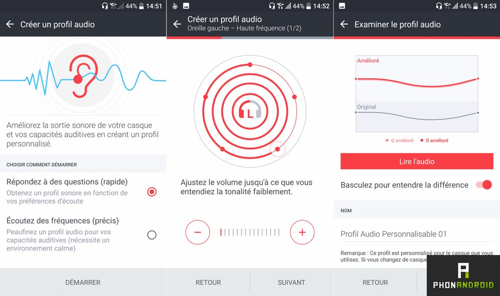htc 10 profi audio