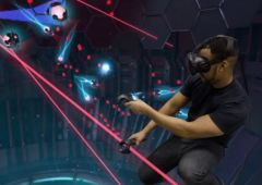 htc vive realite virtuelle