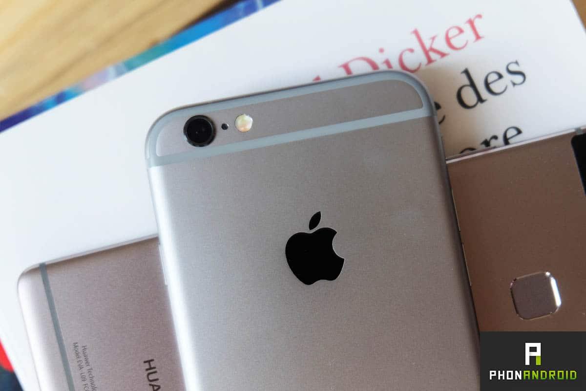 huawei p9 iphone 6s apn
