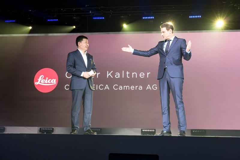 Leica et Huawei