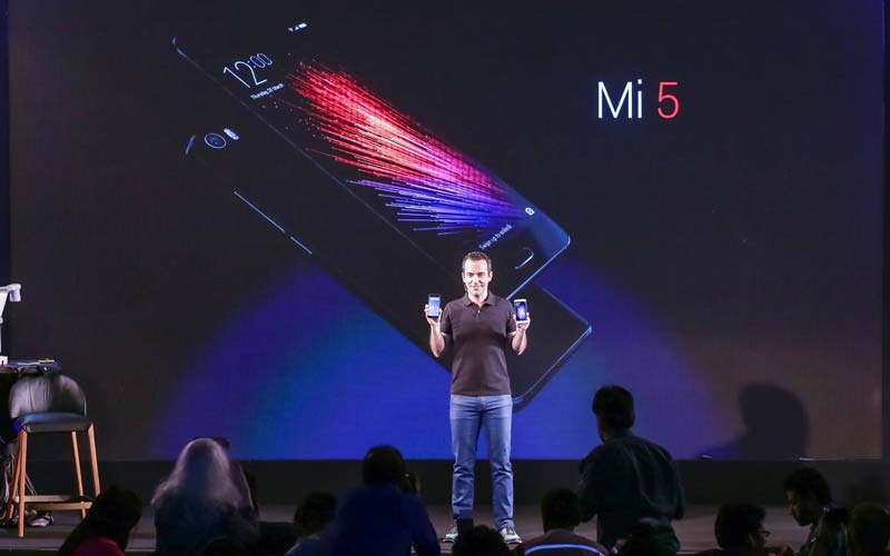 Xiaomi Mi5 Pro en France