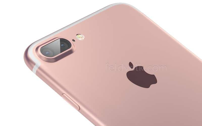 iPhone 7 double capteur