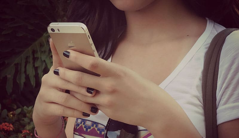 iphone domine android ados