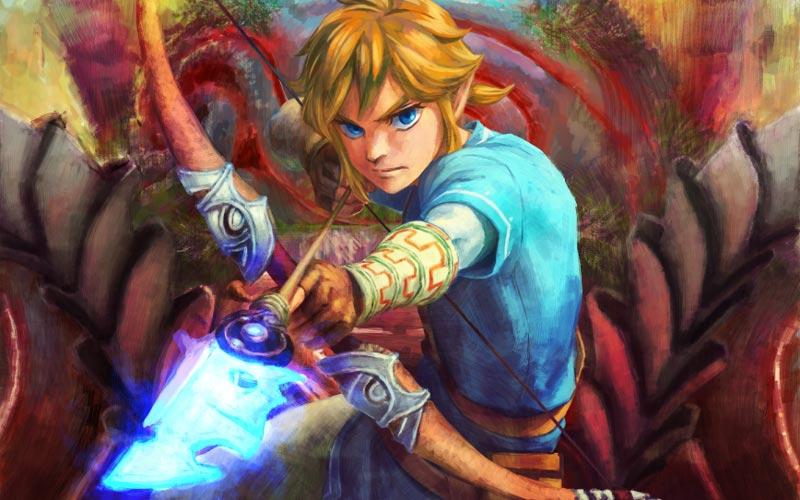 Zelda sur Nintendo NX