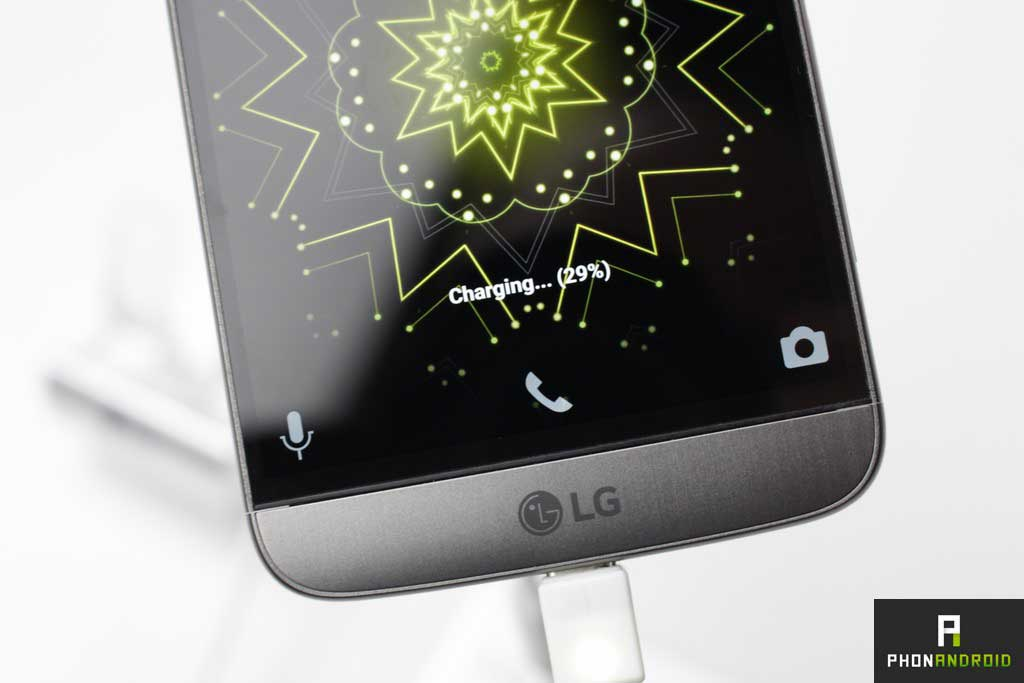 LG G5 charge