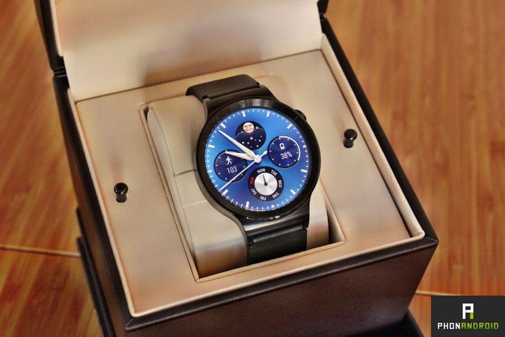 montres connectees smartwatch