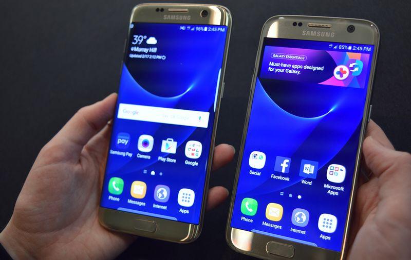 Galaxy S7 ventes