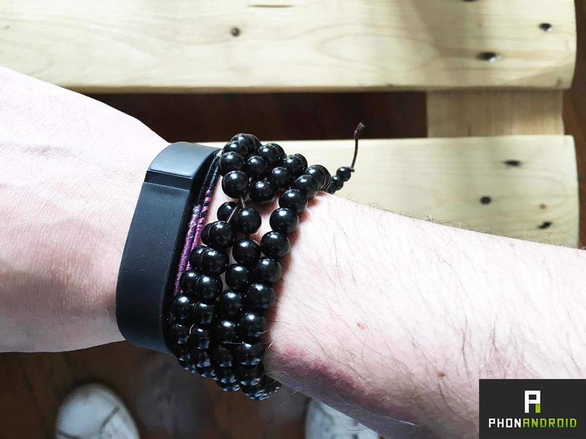 temoignage bracelet connecte