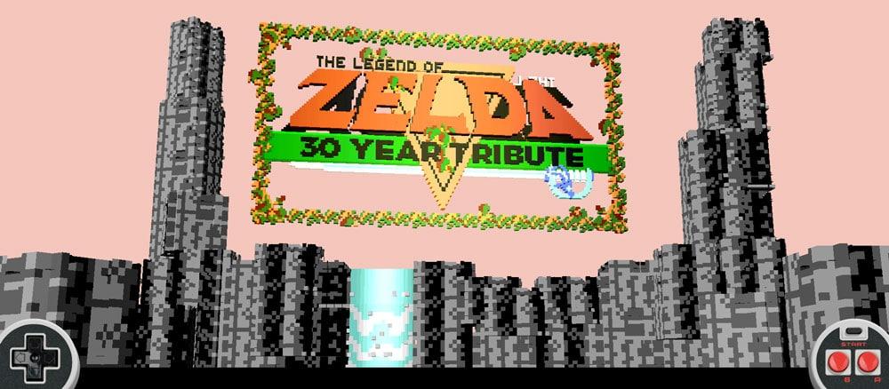 the legend of zelda navigateur web