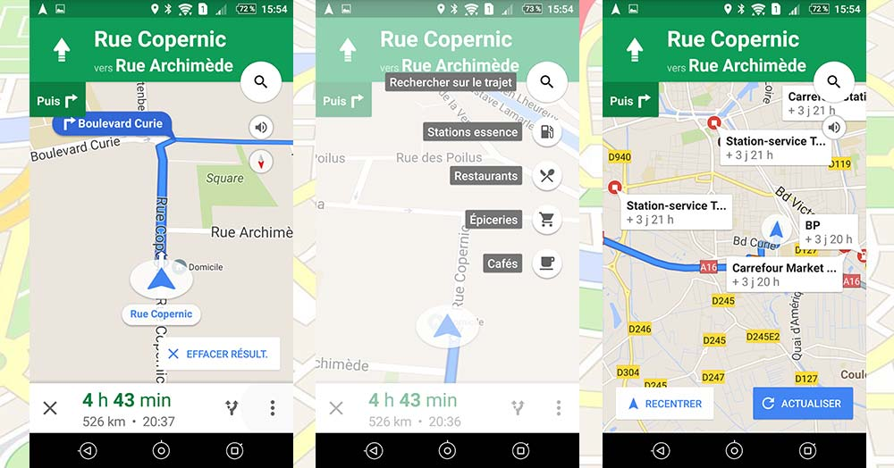 Google Gps Map