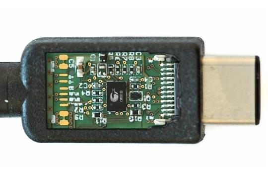 usb type C circuit