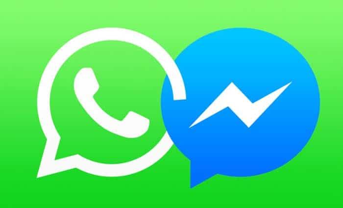 WhatsApp et Messenger surpassent le SMS