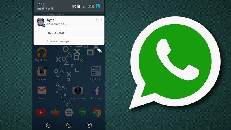 Lire sans accusé de réception sur WhatsApp