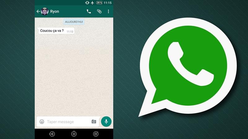 WhatsApp Tuto