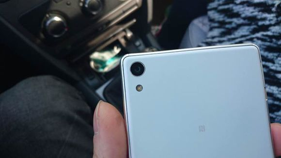 sony xperia C6 ultra camera