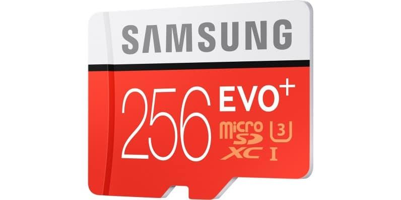 Samsungevo256