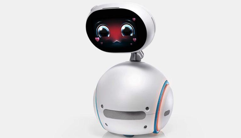 Asus Zenbo : le robot intelligent qui vous parle et contrôle votre maison