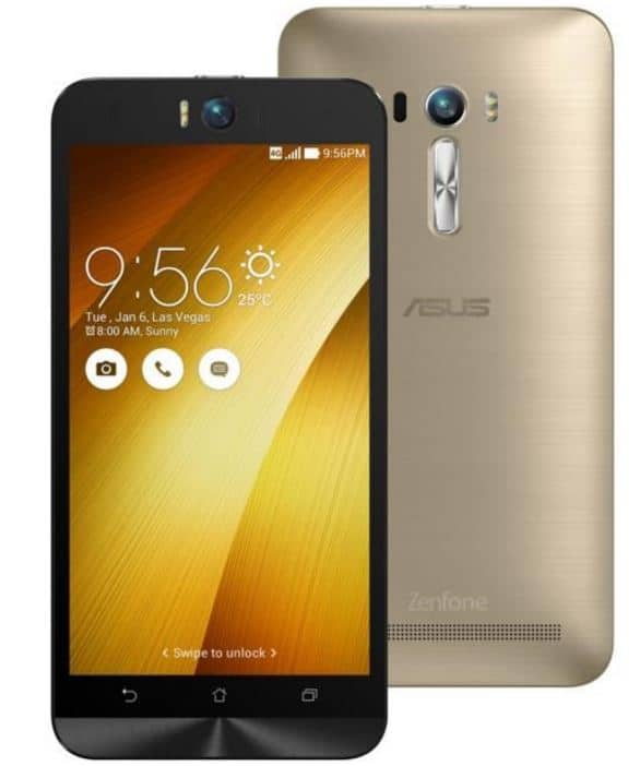 asus zenfone selphie or