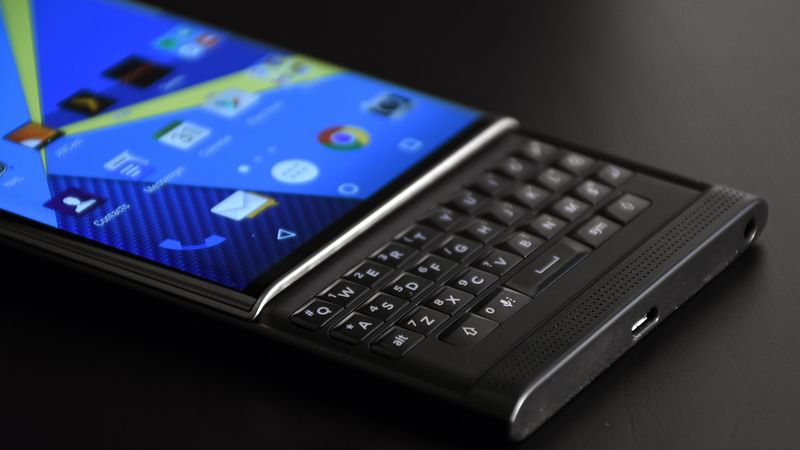 blackberry ventes