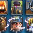 6 nouvelles cartes Clash Royale
