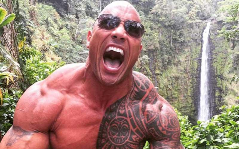 """Dwayne """"The Rock"""" Johnson vous tire du lit en personne avec son application - PhonAndroid.com"""