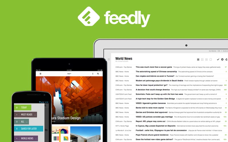 feedly-selection-app-rss