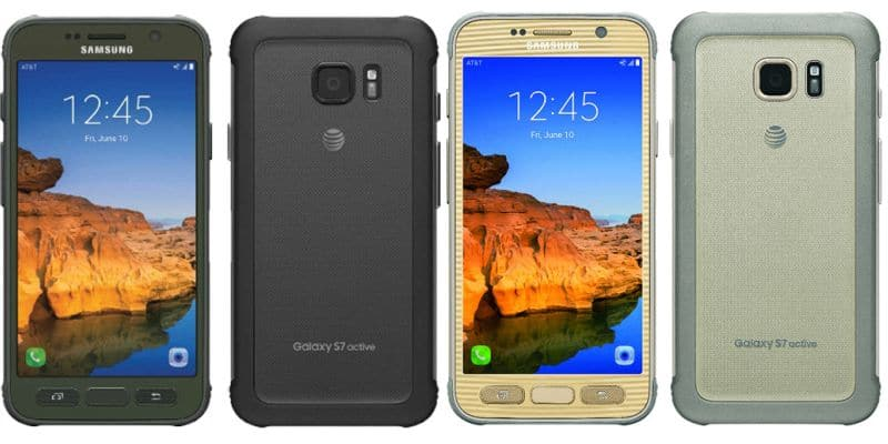 galaxy s7 active fiche technique