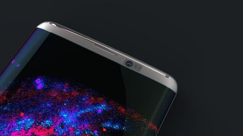 Galaxy S8 ecran