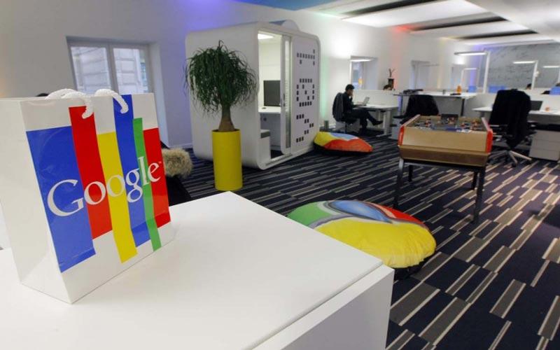 Siège Google à Paris