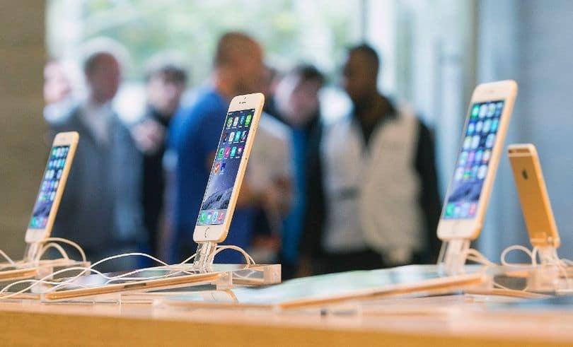 iphone apple programme reprise ridicule