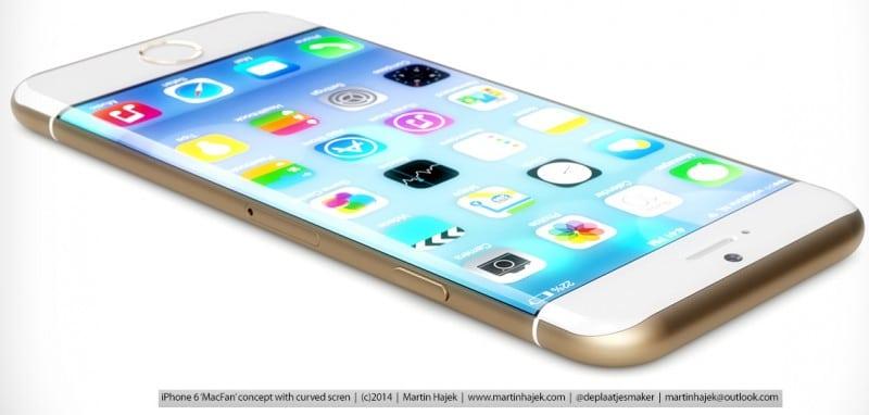 iphone incurve