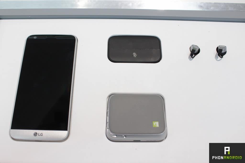 lg g5 accessoire module