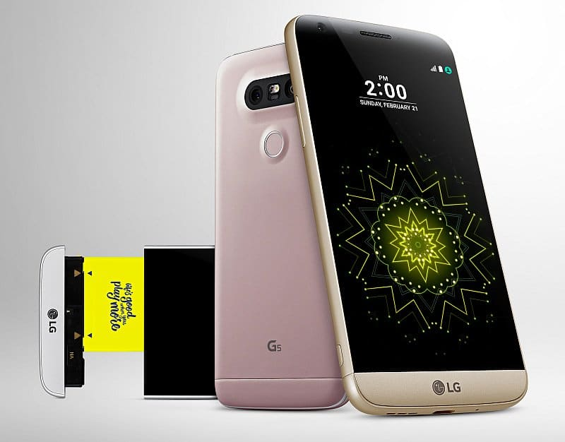 lg g5 disponible meilleur prix