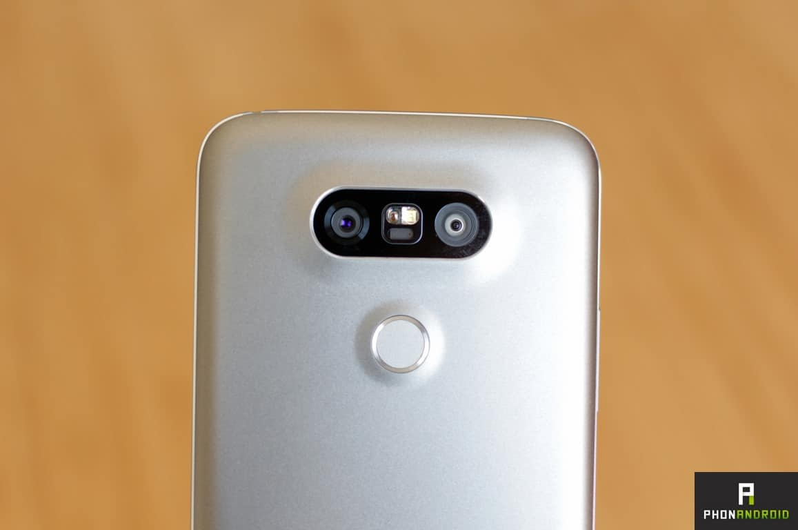 lg g5 double appareil photo
